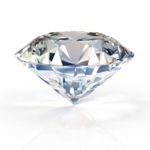 Culet is the facet at the pointed bottom of a diamond.
