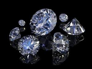 Single-cut diamonds are cheaper than full-cut ones.