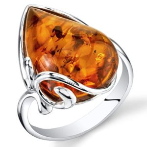 Baltic-amber-ring