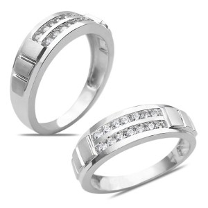 Engagement Ring And Wedding Ring Difference