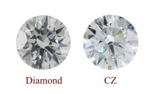 Man Made Diamonds Vs Cubic Zirconia What Is The Difference