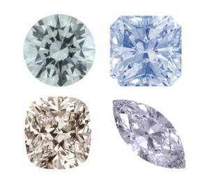 Different Diamond Cuts Meanings