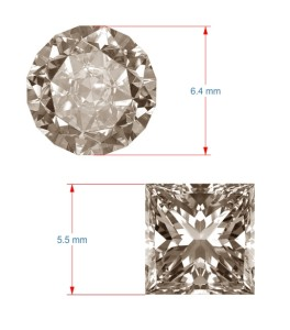 diamond-carat-weight-measurements