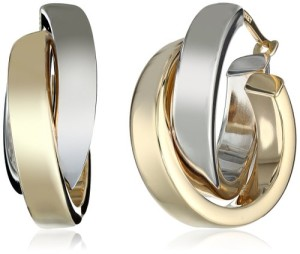 14K-yellow-white-gold-hoop-earrings