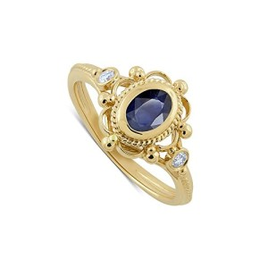 18k-yellow-gold-ring-with-blue-sapphire