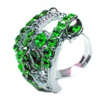 How to Wear an Emerald Ring