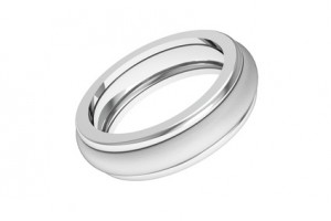 Due to its purity, platinum can be worn without causing allergic reactions.