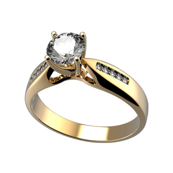 Diamond Carat Weight vs  Total Carat Weight: What Is the