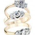 Should Your Ring Have White Gold or Platinum Prongs?