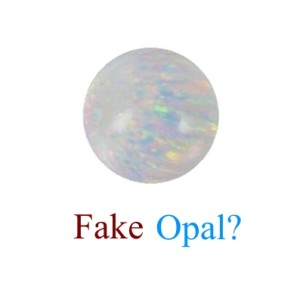 What Is A Fake Opal
