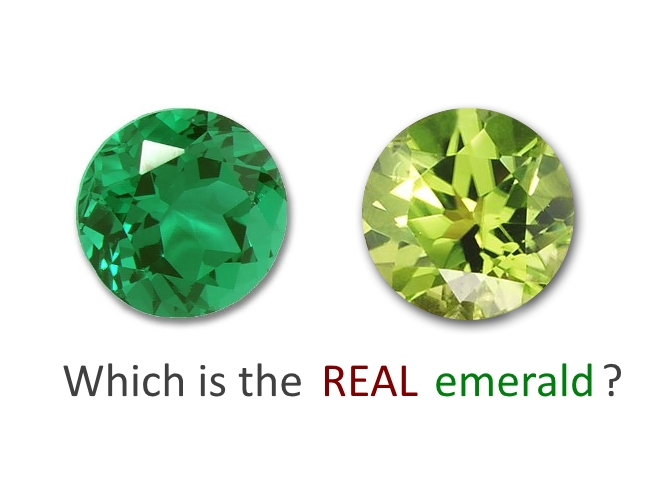 How to Tell If an Emerald Is Real or Fake?