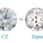 Cubic Zirconia vs. White Topaz: Which Is a Better Choice?
