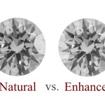 Difference Between Clarity-Enhanced Diamonds and Natural Diamonds