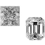 Types of Square-Looking Diamond Cuts