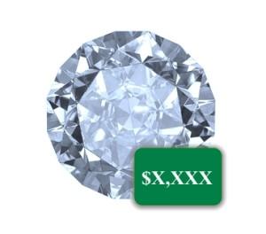 diamonds-cost