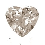 How to Determine the Carat Weight of Heart-Shaped Diamonds by Measurements