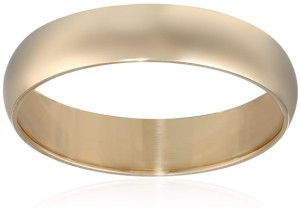 10 Karat Yellow Gold Band