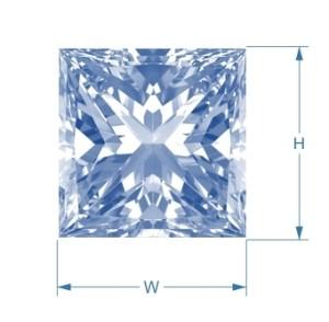 measure-princess-cut-diamonds