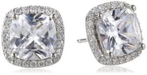 cubic-zirconia-cushion-cut-stud-earrings