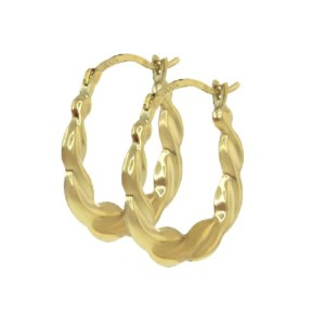 10 Karat Yellow Gold Earrings