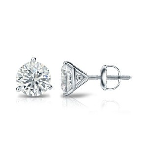 martini-setting-diamond-studs-platinum